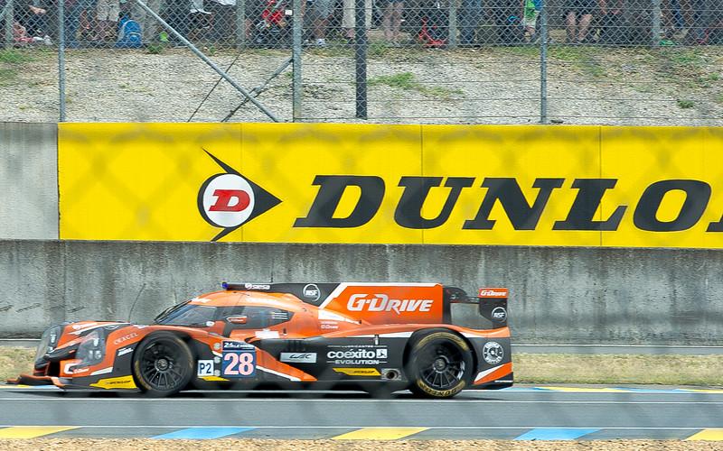 G-Drive Racing – Ligier JS P2 Nissan