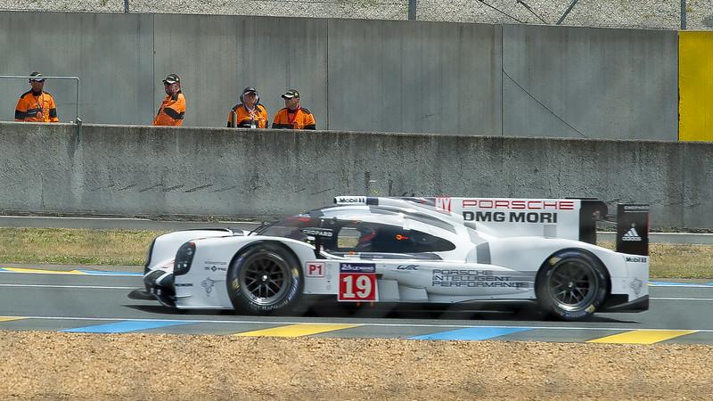 Porsche Wins Le Mans!!