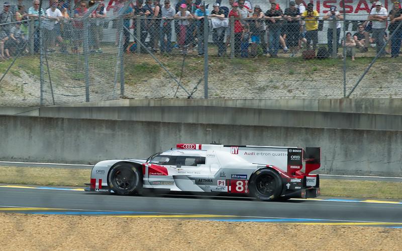 Audi R18 e-tron quattro –
