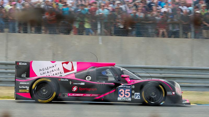 OAK Racing – Ligier JS P2 Nissan