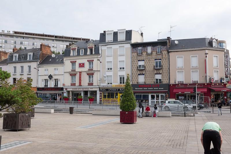 Gare du Mans