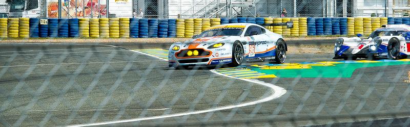 Ford Chicane Circuit de La Sarthe