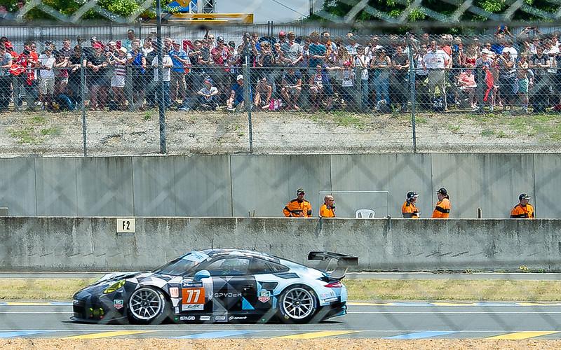 Dempsey Proton Racing – Porsche 911 RSR