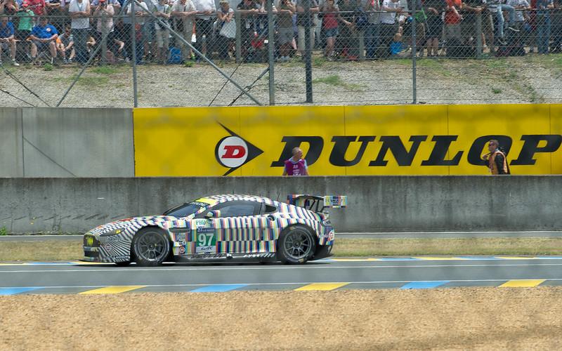 Aston Martin Racing –  Vantage