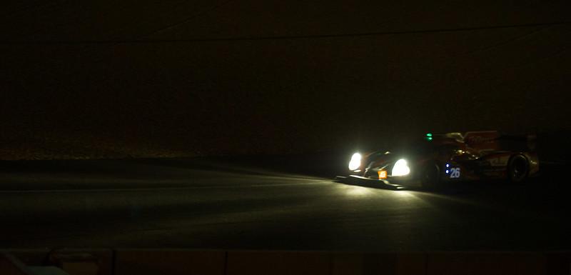 G-DRIVE RACING LIGIER JS P2 - NISSAN