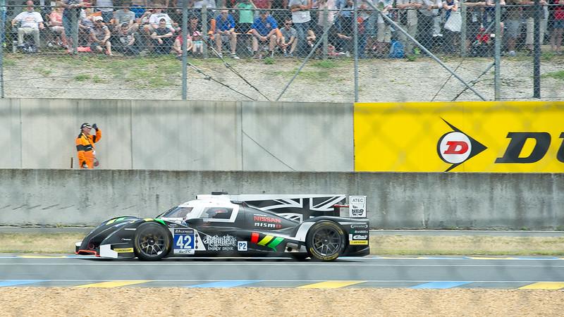 Strakka Racing – Strakka-Dome S103 Nissan