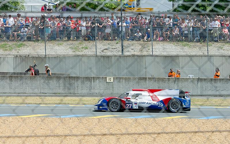 SMP Racing – BR01 Nissan
