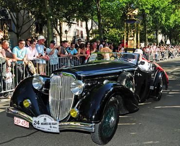 Le Mans Drivers Parade 02