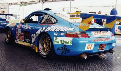 Racers Group Porsche GT3-RS02