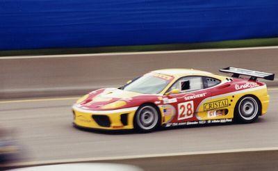 Ferrari 360 GT race