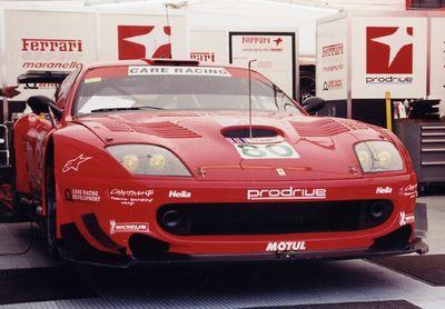 Ferrari 550 GTS Marenello01