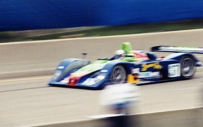 MG Lola race