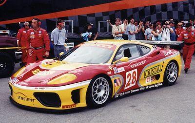 Ferrari 360 GT Modena