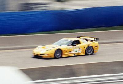 Corvette C5-R race