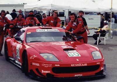 Ferrari 550 GTS Marenello02