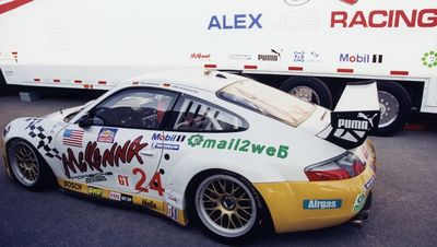 Porsche GT3-RS02