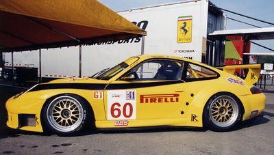 Porsche GT3-RS03