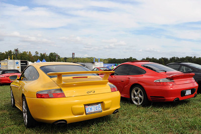 Porsche GT3 and Turbo