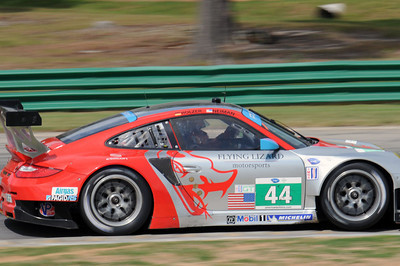 Porsche GT3 RSR Flying Lizard