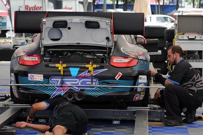 Porsche GT3 Cup TRG