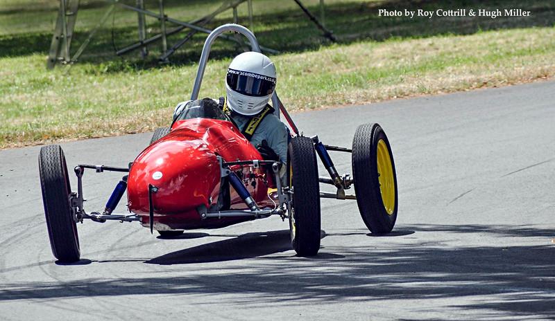 Alfa Dana 500: John Forsyth