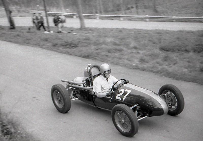B Eccles Cooper Blythway Motors May 1963