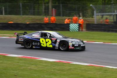 Chevrolet Camaro, (Euro Racecar NASCAR Touring Series)