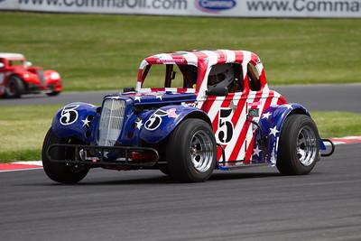 Legends Cars Cup race