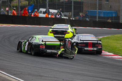 Euro Racecar NASCAR Touring Series race