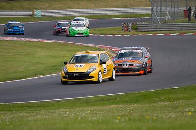 Renault Clio Cup Car  (MSVT Team Trophy)