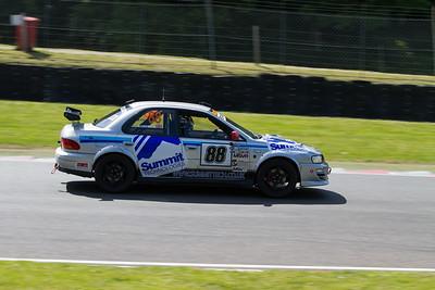 Subaru Impreza  (MSVT Team Trophy)