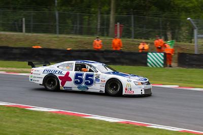 Dodge Challenger  (Euro Racecar NASCAR Touring Series)