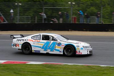 Ford Mustang  (Euro Racecar NASCAR Touring Series)