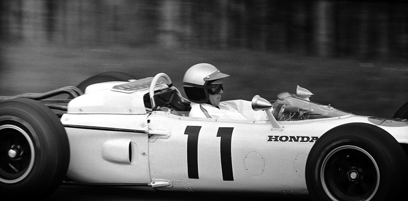 Ritchie Ginther, Honda