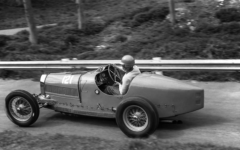 Bugatti  Prescott Hillclimb