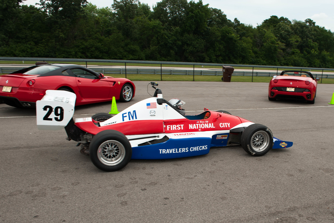 Autobahn Country Club Senna Series Formula Mazda