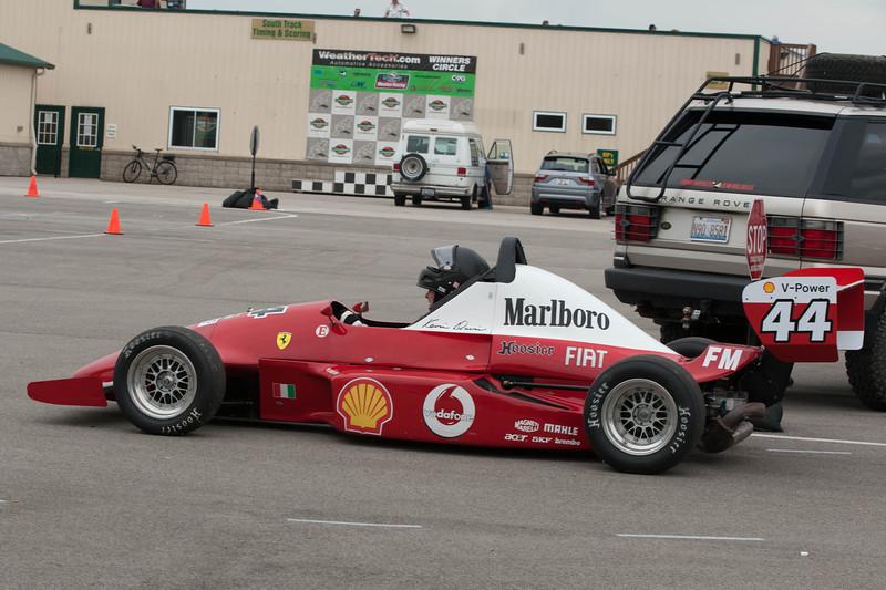 Autobahn Country Club Senna Series Formula Mazda