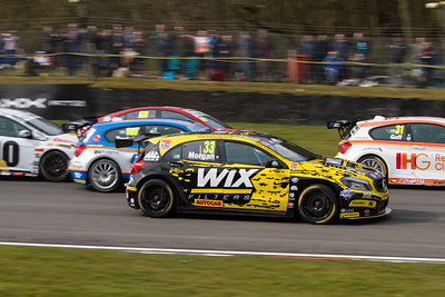 British Touring Car Championship 2016  - Brands Hatch