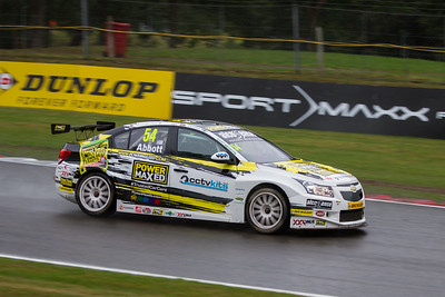 Chevrolet Cruze (Hunter Abbott)