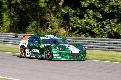 Ginetta GT4 (Paul Rivett)