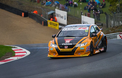 Honda Civic Type R  (Gordon Shedden)