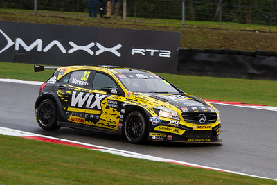 Mercedes Benz A-Class (Adam Morgan)