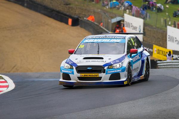 Subaru Levorg G (James Cole)