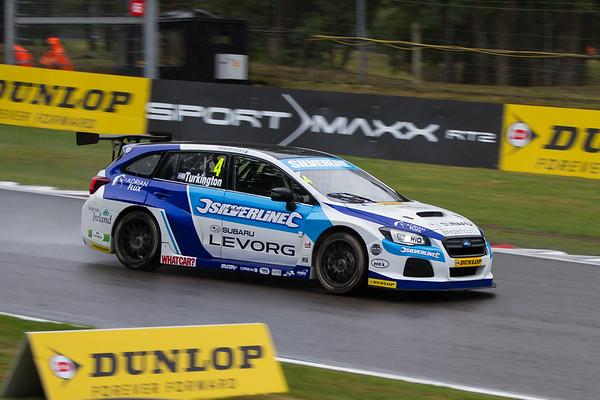Subaru Levorg GT (Colin Turkington)