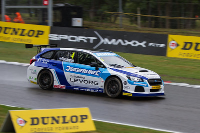 Subaru Levorg GT (Colin Turkington)