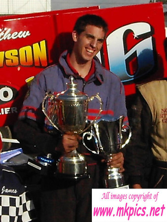 2006 BriSCA F1 World Masters from NIR 3 September 2006