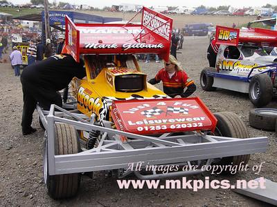 Hednesford Hills Raceway 22 April 2007