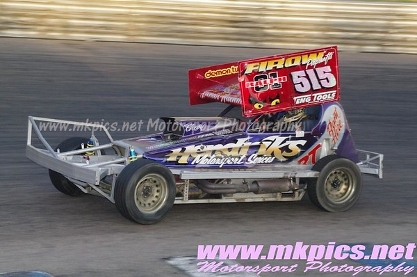 BriSCA F1 Stockcars, Birmingham Wheels, 14 September 2013