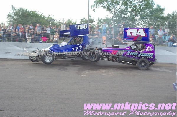 BriSCA F1 Trust Fund Race & European Qualifying
