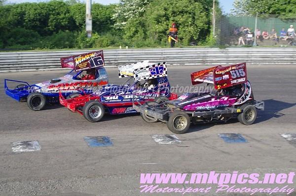 BriSCA F1 Stockcars, Birmingham Wheels, 17 May  2014